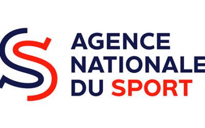 Les subventions 2021 de l'Agence Nationale des Sports