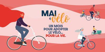 Vélo en Mai … prolongation jusqu'à fin juin